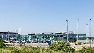 Grâce-Hollogne - Liège airport