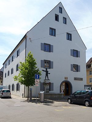 Liestal - The cantonal museum of the Canton of Basel-Landschaft in the heart of the old town of Liestal