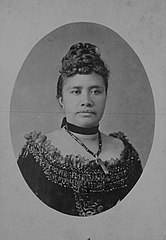 Liliuokalani, photograph by Menzies Dickson, Mission Houses Museum Archives, N-1204.jpg