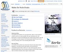 Hilfe Einstellungen Wikipedia
