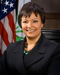photo of Lisa Jackson of the EPA