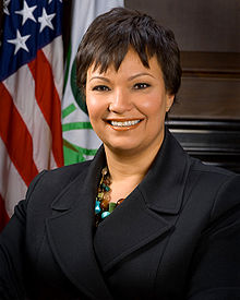 Description de l'image  Lisa P. Jackson official portrait.jpg.