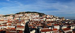 File photo of Lisbon in 2011.  Image: Alvesgaspar.