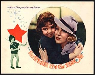 <i>Little Big Shot</i> 1935 film by Michael Curtiz