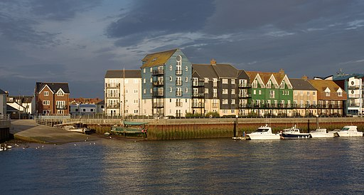 Littlehampton MMB 01 Harbour