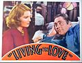 Living on Love lobby card.jpg