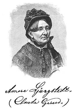Ljungstedt, Aurore av Falander