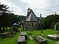 Llawddog, Eglwys Sant Llawddog Church, Cenarth, Carmarthenshire, Cymru Wales z04.jpg