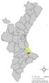 Localització de Vilallonga respecte del País Valencià.png