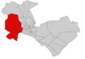 Localització del Districte de Ponent respecte de Palma.png