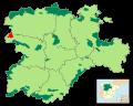 Localización - Lago de Sanabria y Alrededores.SVG