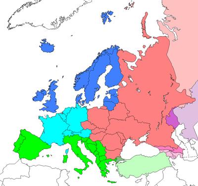 Eropa Timur Gambar Peta Benua Eropa Eropa Barat Wikiwand