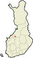 Location of Lestijärvi in Finland.png