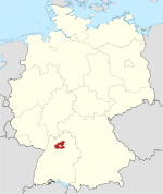 Locator map HN in Germany.svg
