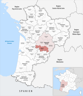 Arrondissement of Bergerac Arrondissement in Nouvelle-Aquitaine, France