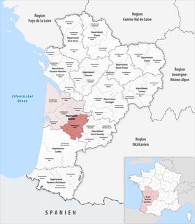 Arrondissement of Langon Arrondissement in Nouvelle-Aquitaine, France