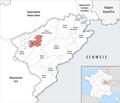 Locator map of Kanton Besançon-5 2019.png