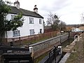 Lock No. 5, Droitwich Barge Canal - geograph.org.uk - 1733261.jpg
