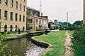 Lock No 8E, Huddersfield Narrow Canal - geograph.org.uk - 849315.jpg