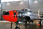 Lockheed T-33A displayed in the Norwegian Armed Forces Aircraft Collection.jpg