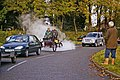 Locomobile 1900 Steam Car at Slough Green on London to Brighton VCR 2008.jpg