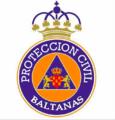 Logotipo Protección Civil de Baltanás.png