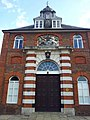 London-Woolwich, Royal Arsenal, Royal Foundry 01.jpg