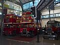London Transport Museum buses, 3 March 2013.jpg