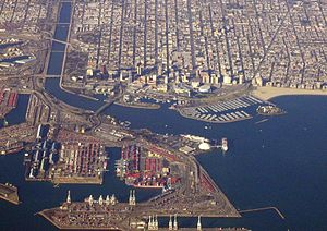 The City of Long Beach, California, and the Lo...