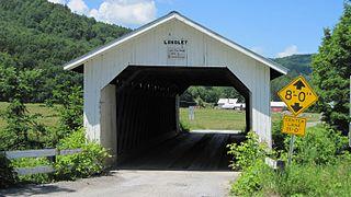 Longley Covered Bridge