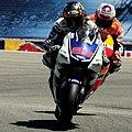 Lorenzo and Stoner 2012 Laguna Seca 7.jpg