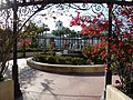 Los Angeles, CA, View E, La Fuente, El Pueblo de Los Angeles Historical Monument, 2012 - panoramio.jpg