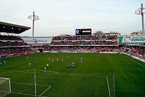 Granada CF - Nuevo Los Cármenes stadium