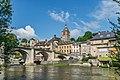 Lot River in Saint-Geniez-d'Olt 07.jpg
