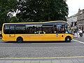 Lothian Buses bus 40 Optare Solo SR SN08 BZC Mac Tours Standard Life livery (2).jpg