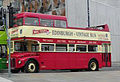 Lothian Buses open top tour bus Mac Tours Routemaster, 1 May 2010.jpg