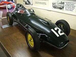 Lotus 16 - Image: Lotus 16