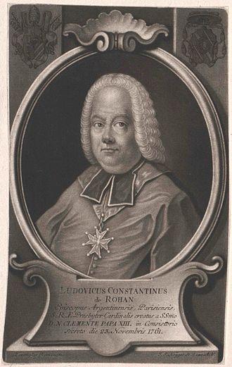 Louis Constantin de Rohan (1697–1779) - Louis-Constantin de Rohan