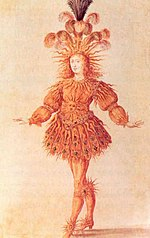 Louis XIV as the sun king