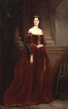 Louisa Anne (née Stuart), Marchioness of Waterford by Sir Francis Grant.jpg