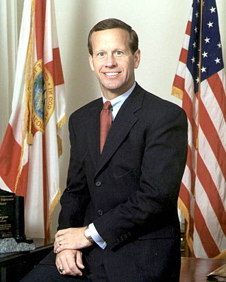 Frank Brogan - Brogan's Florida Lt. Governor portrait
