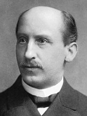 Rainer Ludwig Claisen - Rainer Ludwig Claisen in 1897