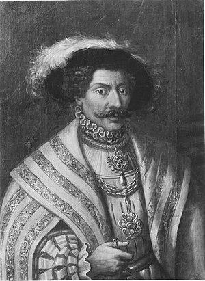 Louis II, Count Palatine of Zweibrücken - Image: Ludwig II., Pfalzgraf von Zweibrücken (1502 1532)
