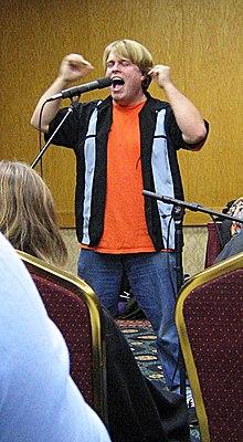 Luke Ski at Windycon 2005