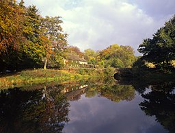 Lumsdale pond