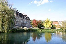 Субпрефектура Лура и пруд - Lure (Лур), Франш-Конте, Франция - достопримечательности, путеводитель по городу, что посмотреть в Луре. Окрестности Безансона, Бельфора, Монбельяра.