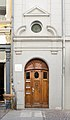 Luxembourg City rue Louvigny house entrance 2013.jpg