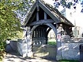 Lych Gate, St Hilda's Church, Sherburn - geograph.org.uk - 682301.jpg