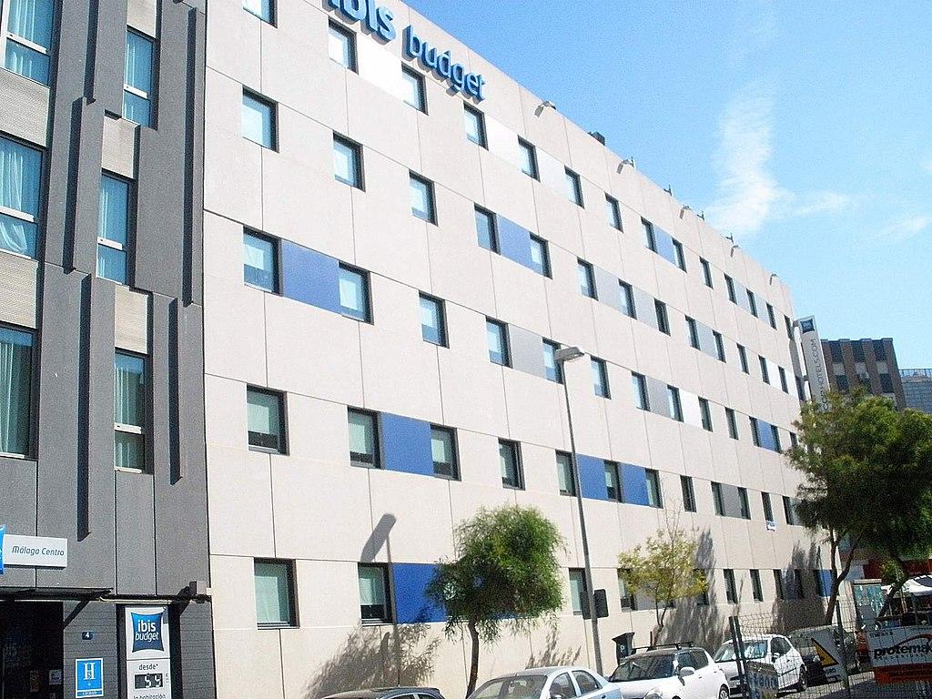 Málaga - Hotel Ibis Budget Málaga Centro