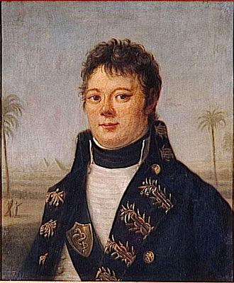 René-Nicolas Dufriche Desgenettes - Portrait by Antoine-François Callet.